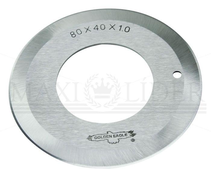 Disco de corte Golden R 80X40X1.0