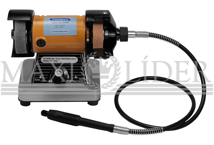 Mini Retífica Lanmax 110V