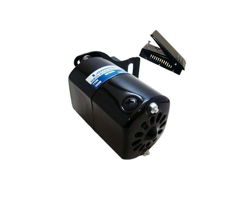 Motor para maquina doméstica black 100W Lanmax