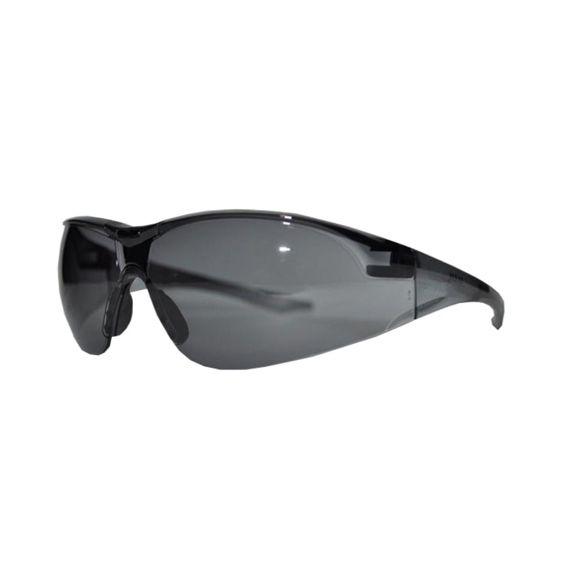 4ab0d824e7565 Óculos Segurança Modelo Bali Cinza Fumê Kalipso