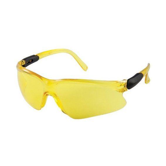 3f79798c92055 Óculos Segurança Modelo Lince Amarelo Kalipso