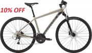 Bicicleta Cannondale Quick CX 3