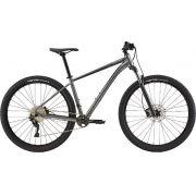 Bicicleta Cannondale Trail 4 Cinza 2020