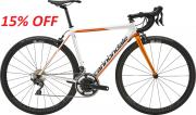 Bicicleta Cannondale S6 EVO Carbon Ultegra Race Feminina 700 22V