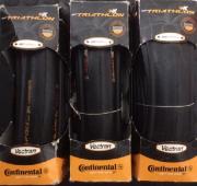 Pneu Continental Speed Triatlon Grand Prix 700x23c 3un
