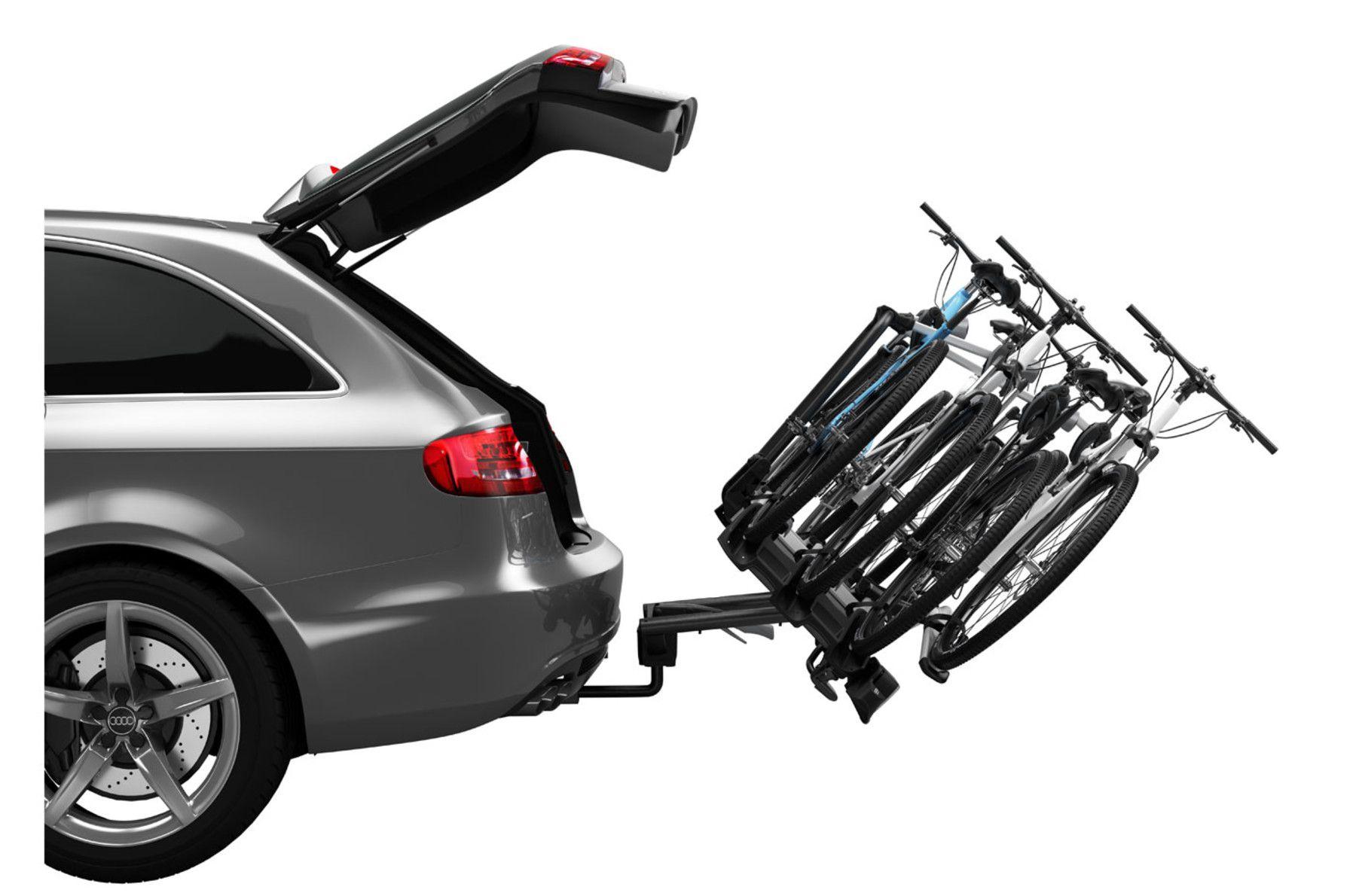 Adaptador Thule para Suporte de Engate para 4a Bicicleta