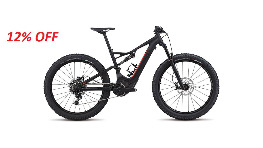 Barbada - Bicicleta Specialized Turbo Levo 6 Fattie Fsr L
