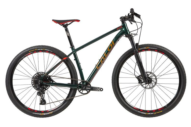 Bicicleta Caloi Elite 29 12V MY20