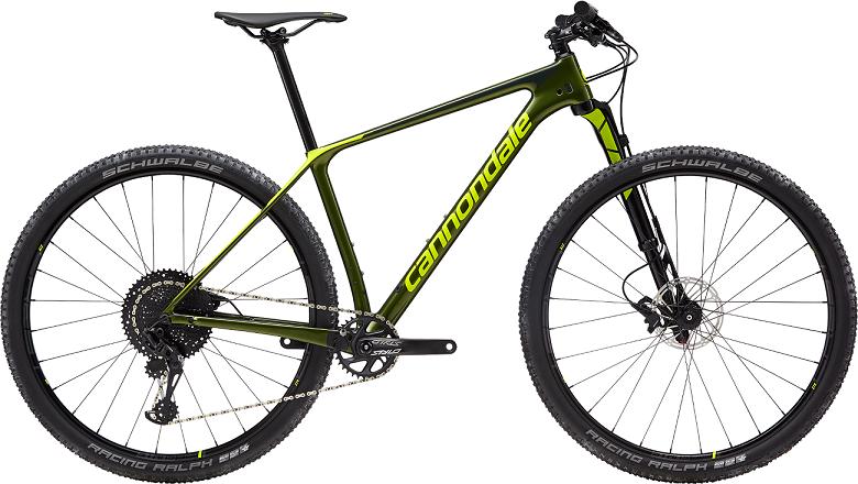 Bicicleta Cannondale F-Si Carbon 3 (2019)