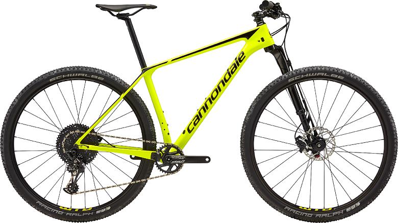 Bicicleta Cannondale F-Si Carbon 4 (2019)