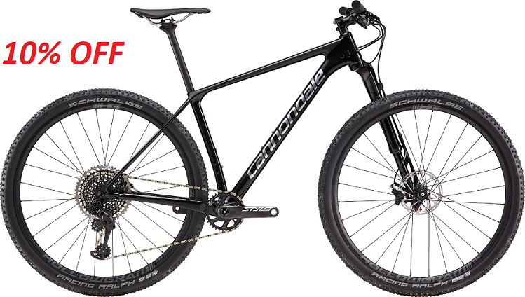 Bicicleta Cannondale F-Si Hi-MOD 1 12V