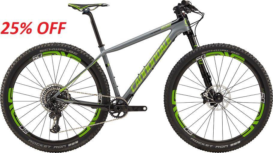 Bicicleta Cannondale F-Si Team 29 12V 2018