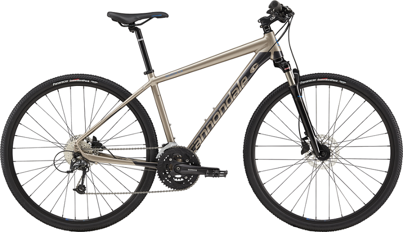 Bicicleta Cannondale Quick CX 3