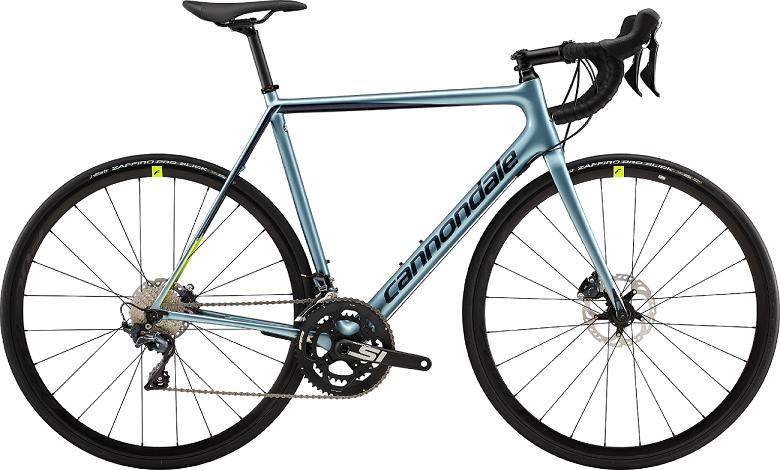 Bicicleta Cannondale S6 EVO Carbon Disc Ultegra 700 22V (2019)