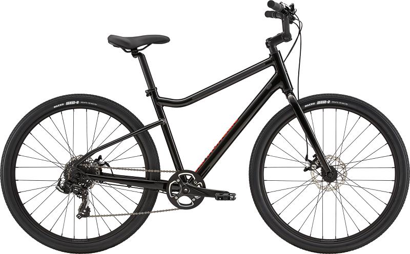 Bicicleta Cannondale Treadwell 3 Preto 2020