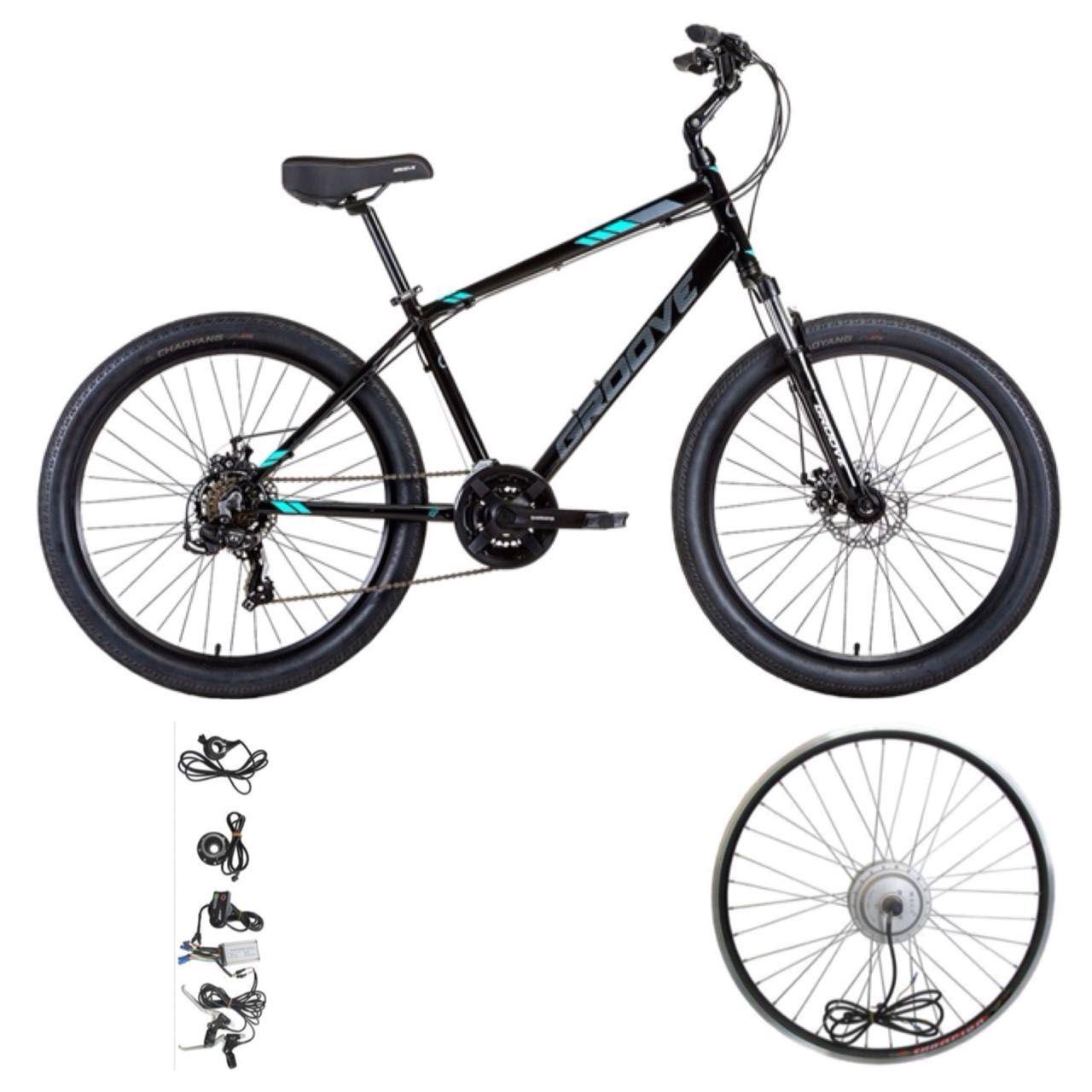 Bicicleta Eletrica Groove E-Shuffle
