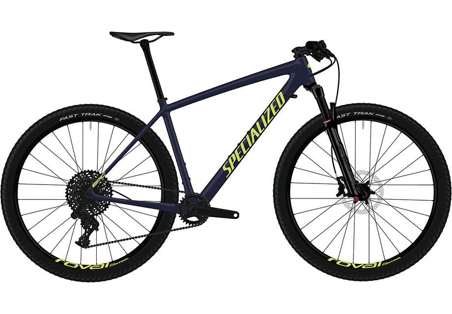 Bicicleta Specialized Epic HT Comp
