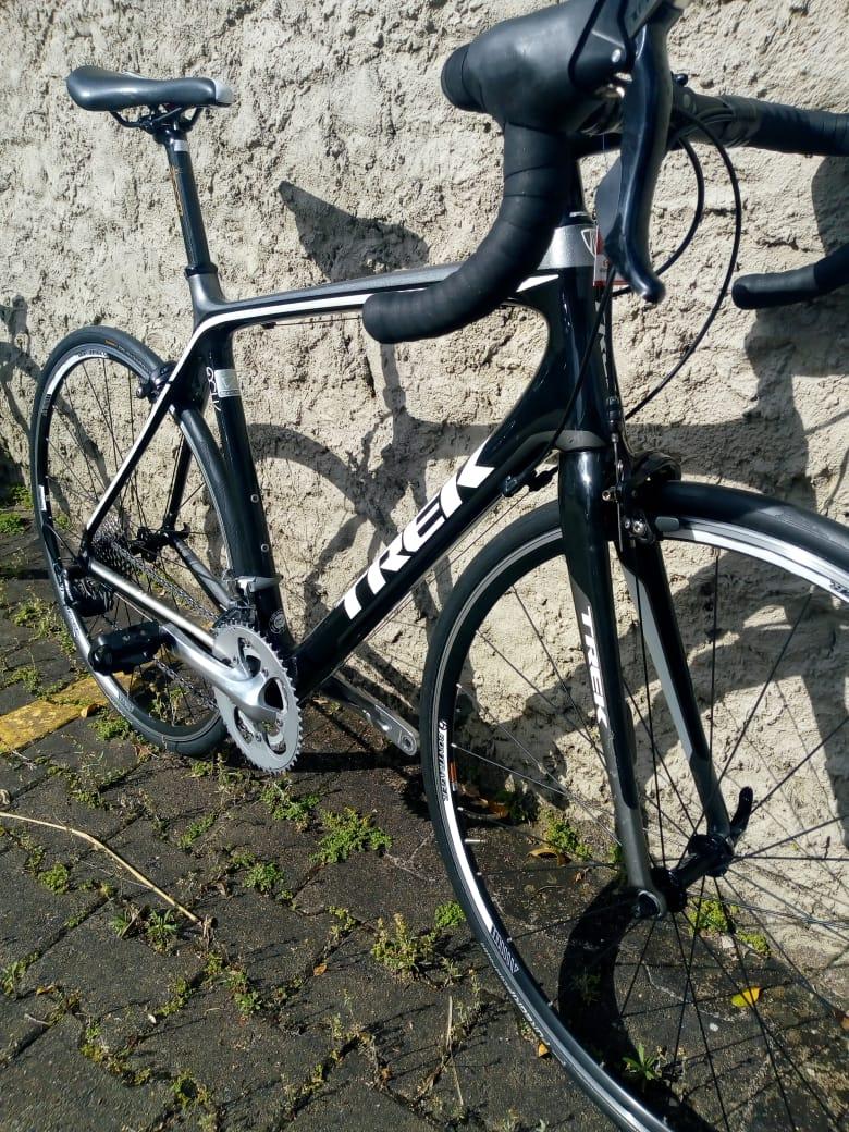 Bicicleta Trek Madone Carbon Sére 3 56 Usada