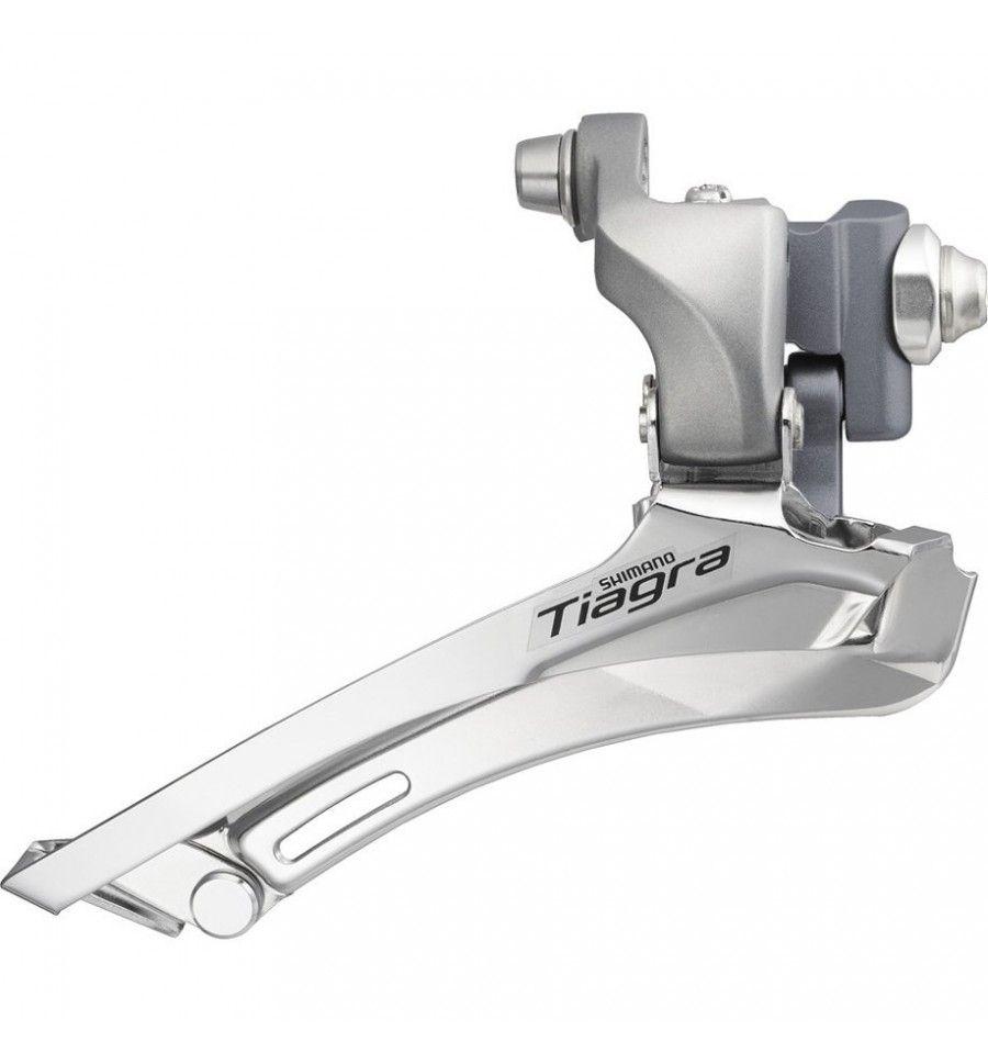 Cambio Dianteiro Tiagra 2x10v FD-4600 Brazed-on
