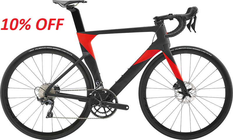 Bicicleta Cannondale SystemSix Carbon Ultegra 700 22V