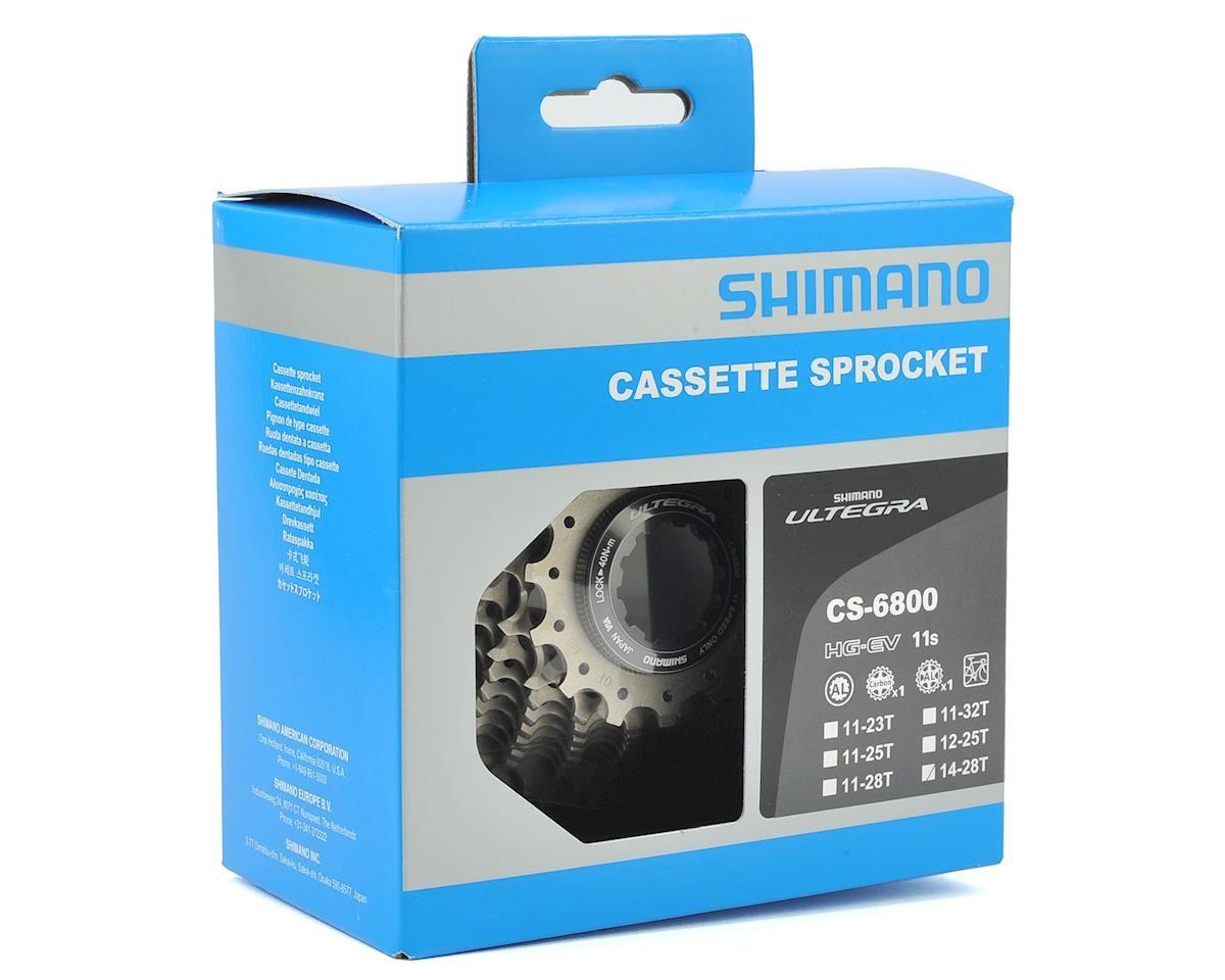 Cassete Shimano 11V 11-25V CS-6800