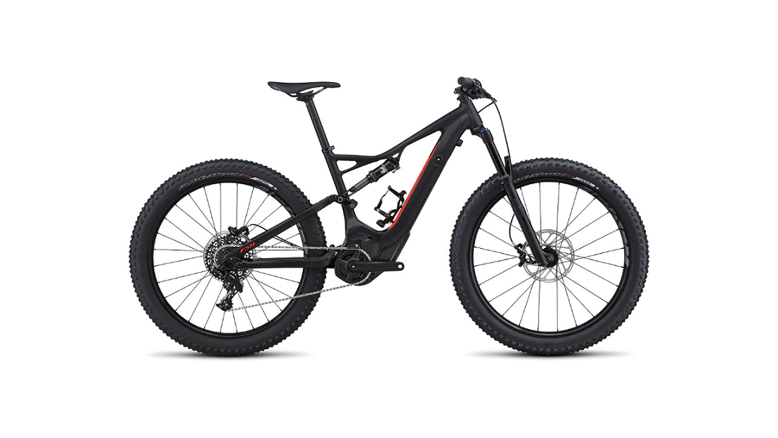 Barbada - Bicicleta Specialized Turbo Levo 6 Fattie Fsr Usada