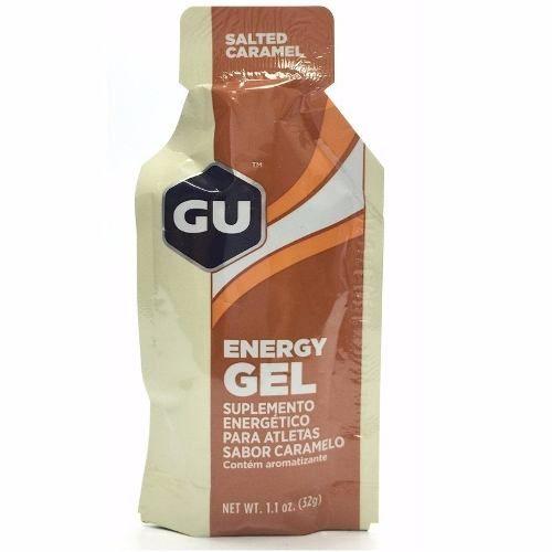 Gu Energy Gel - unidade 32g - Carmelo