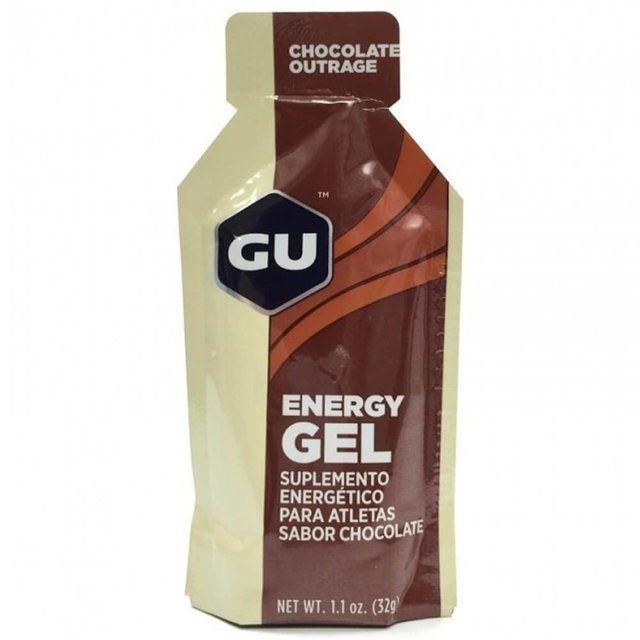 Gu Energy Gel - unidade 32g - Chocolate