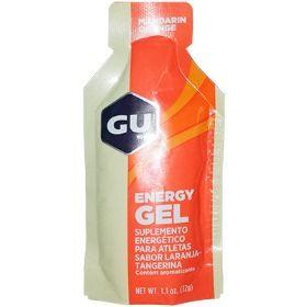 Gu Energy Gel - unidade 32g - Laranja - Tangerina