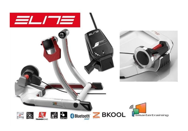 Rolo de Treino Elite Qubo Power Mag Smart B+