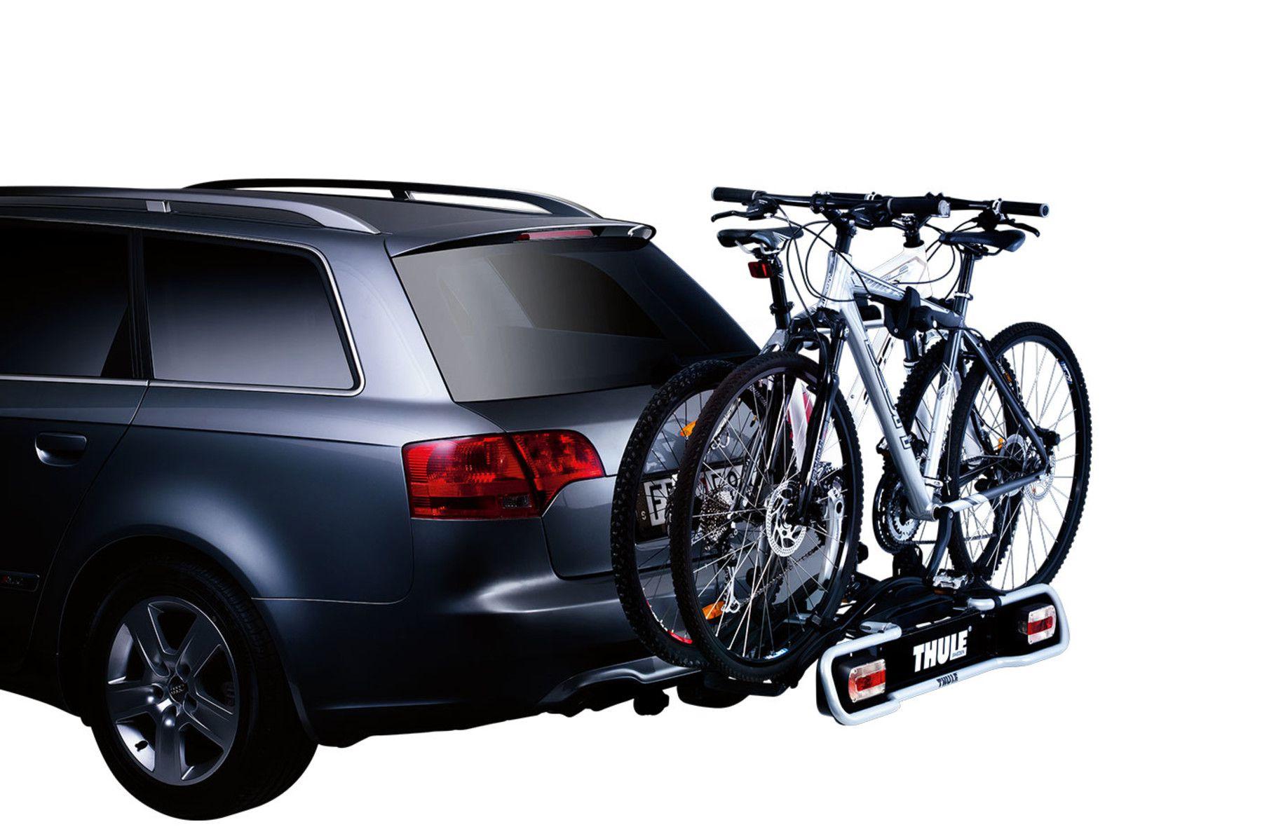 Suporte de Engate para Bicicleta Thule EuroRide 2 Bicicletas
