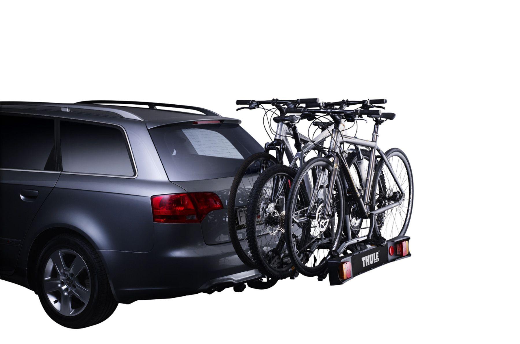 Suporte de Engate para Bicicleta Thule RideOn 3 Bicicletas