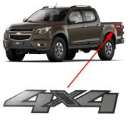 Emblema 4x4 S10 2013 2014 2015 2016 Adesivo