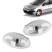 Par Lanterna Pisca Lateral Peugeot 307 2002 à 2010 2011 2012