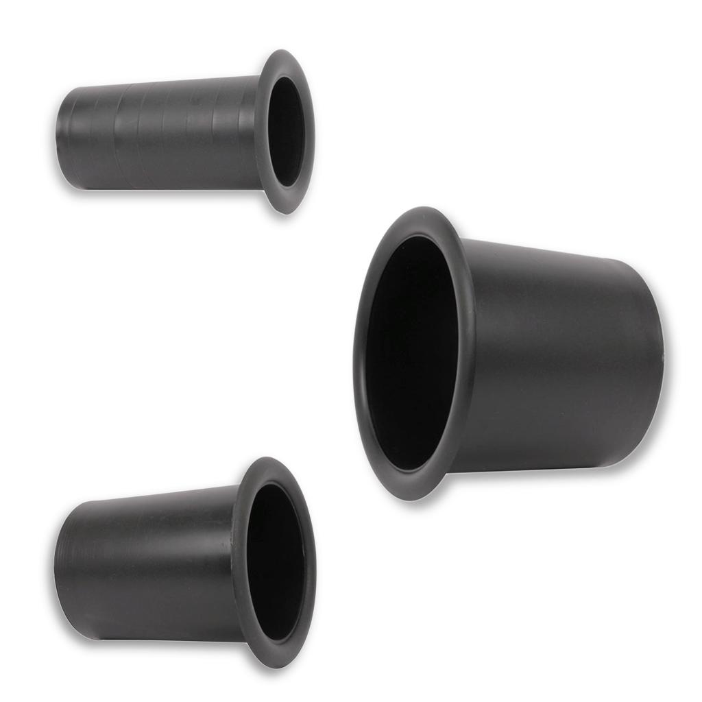 Duto Ludovico plástico para caixa de som, 2, 3 e 4 polegadas