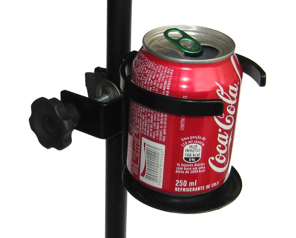 Suporte de bebida para pedestal Saty