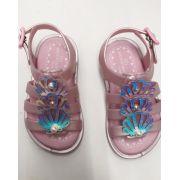 sandalia drops feminino baby whorldcolors