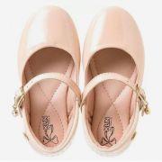 sapatilha princesa baby infantil klin - rosa