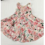 vestido infantil kiki xodó
