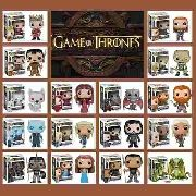 Bonecos Funko Pop Game Of Thrones Original - Escolha Modelo Anúncio com variação