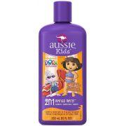 Aussie Kids Shampoo 2 em 1 Dora Mango Mate -Frete Grátis