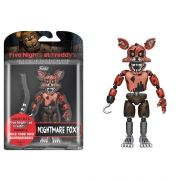 Boneco Funko Articulado Five Nights At Freddy's - Nightmare Foxy - Original