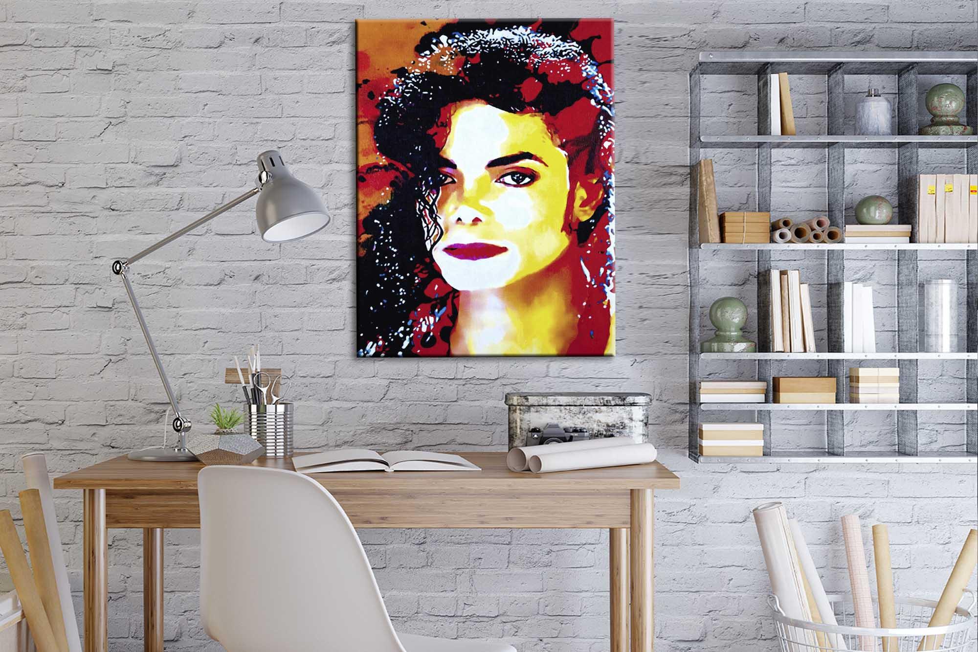 0c68032bb3 Michael Jackson - Dresch Loja. Image description