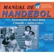 Manual de handebol: treinamento de base para crianças e adolescentes