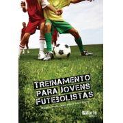 Treinamento para jovens futebolistas