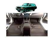 Forro Super Luxo Automotivo Assoalho Para Caravan 1976 a 1999