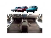 Forro Super Luxo Automotivo Assoalho Para Chevette 1976 a 1993