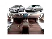 Forro Super Luxo Automotivo Assoalho Para Corolla até 2013