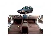 Forro Super Luxo Automotivo Assoalho Para Parati Quadrada