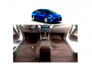 Forro Super Luxo Automotivo Assoalho Para Prius 2017 a 2018